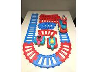 Track & Train set toy