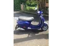 2004 125cc Piaggio Vespa