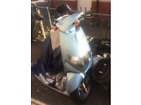 Cheap moped