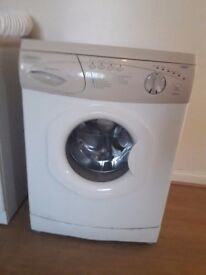 Can deliver hotpoint washing machine 5kg good working order
