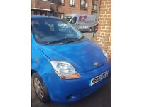 Chevrolet matiz for sale