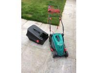 Bosch Rotak 340ER Lawn Mower