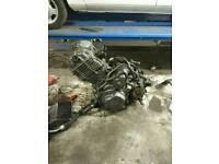 Yamaha raptor 660 engine parts BREAKING ENGINE ONLY