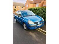 Renault Clio, 1.2, 2003, 5 Months Mot, 120k, Good Little Car...