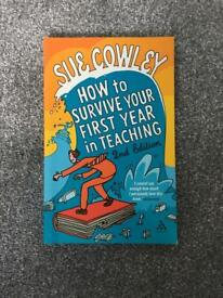 Teacher training books