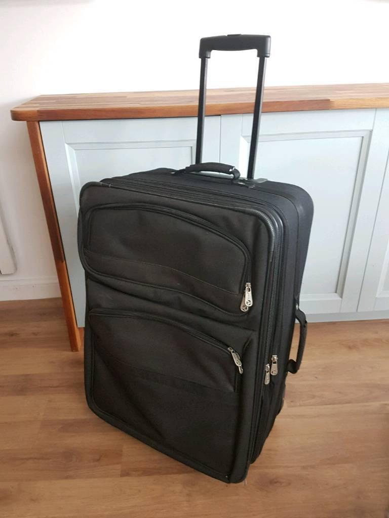 Large Travelon Suitcase on wheels