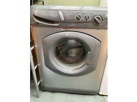 Hotpoint Aquarius Washing Machine Used Condition