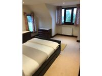 Large double room with en-suite