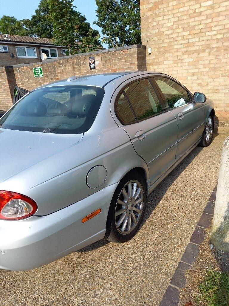 Jaguar, X-TYPE, Saloon, 2008, Manual, 1998 (cc), 4 doors