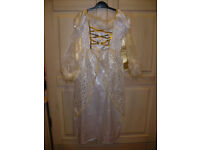 Angel Nativity Fancy Dress Costume Outfit with wings for 5-6 years. Brand new with tags!
