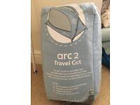 LittleLife Arc 2 Travel Cot tent