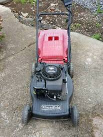 Mountfield lawnmower for parts or repair