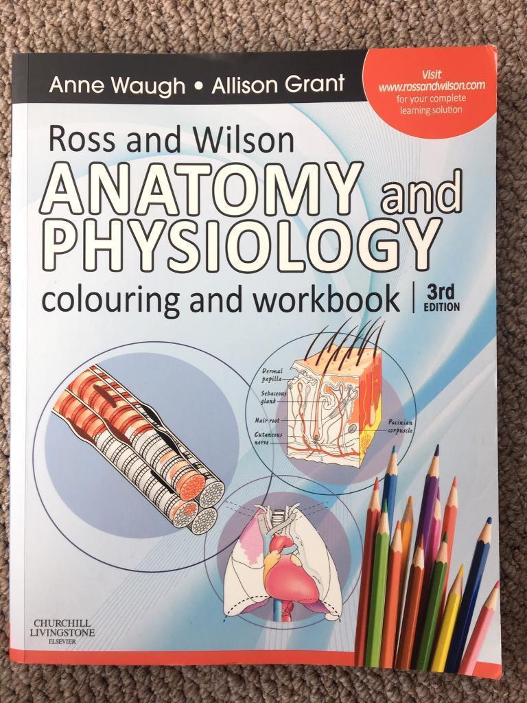 Lujoso Rose And Wilson Anatomy And Physiology Ornamento - Anatomía ...