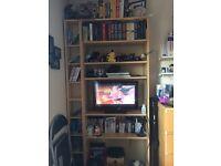 TV storage unit/book shelf for sale