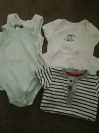 9 to 12 months baby boy clothes