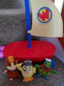 Wonderpets toy