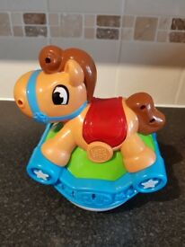 Leap Frog rocking horse