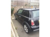 Mini Cooper 1.6 with sat nav and heated seats