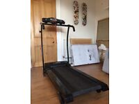 Running Machine Treadmill (Foldable for Storage)