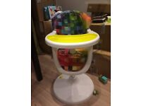 Cossatto Pixel High Chair