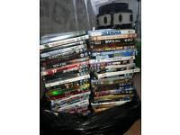 140 DVD's