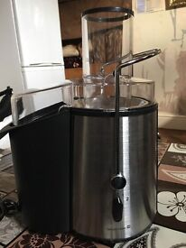 Stainless Steel Juicer JE1600