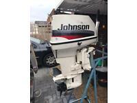 Outboard Johnson 40hp 2stroke Short Shaft