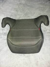 Car seat. Booster seat. With handles.