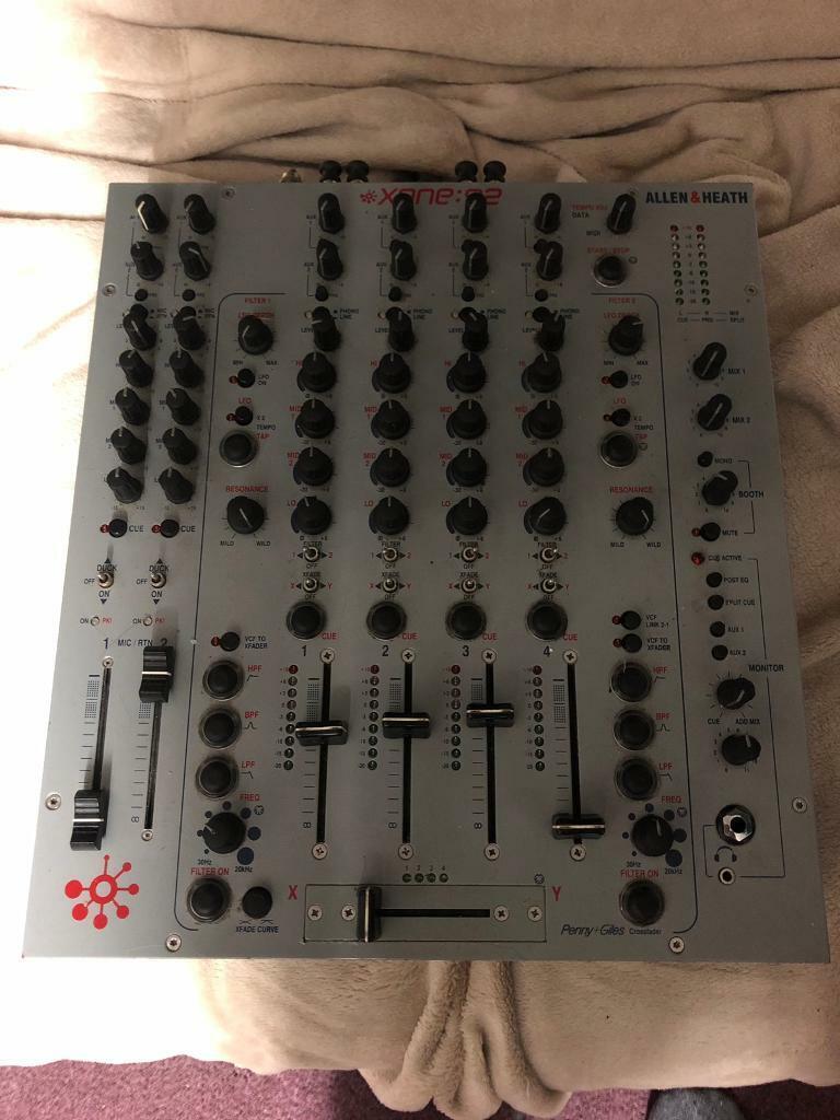 Allen & Heath Xone 92 mixer | in Limehouse, London | Gumtree