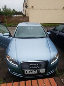 Audi a4 for sale needs new clutch will need recovery