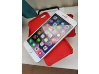 Iphone 6s plus 128gb unlocked silver