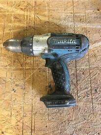 Makita LXT 18v cordless drill