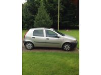 Great Little 2002 Fiat Punto For Sale