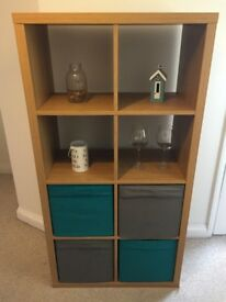 Ikea's wood shelf
