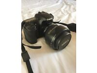 Canon EOS 30D Digital SLR & EF-S 17-85mm IS USM Lens & 50mm f1.8 lens