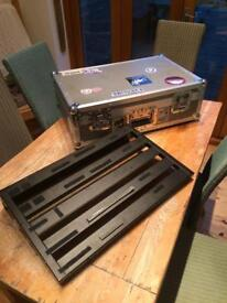 Pedaltrain Novo 24 flight case pedalboard