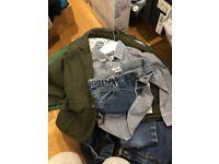Bundle of clothes for age 2-3 year old boy (mamas & papas, next, gap, jojomaman bebe)