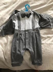 Boys smart / christening clothes