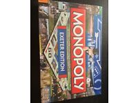 Brand New & Sealed Monopoly Exeter Edition Board Game