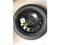 "BMW 16"" Space Saver Wheel & Tyre"