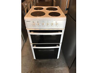 BEKO D533 50cm Wide Electric Cooker (Fully Working & 4 Month Warranty)