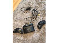 Sega Mega Drive - unboxed