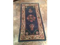 Traditional Rug 60x150cm, 7 pound!