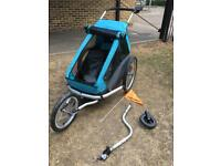Croozer Kid 1 Bike Buggy