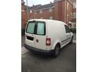 Vw caddy 2.0 sdi 56 plate £2500