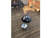 Kettle BBQ Grill 44cm Wilko