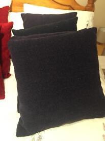 Navy Cushions