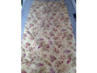 Laura Ashley Floral Black Out Curtains