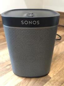 Sonos Play:1 Speaker.