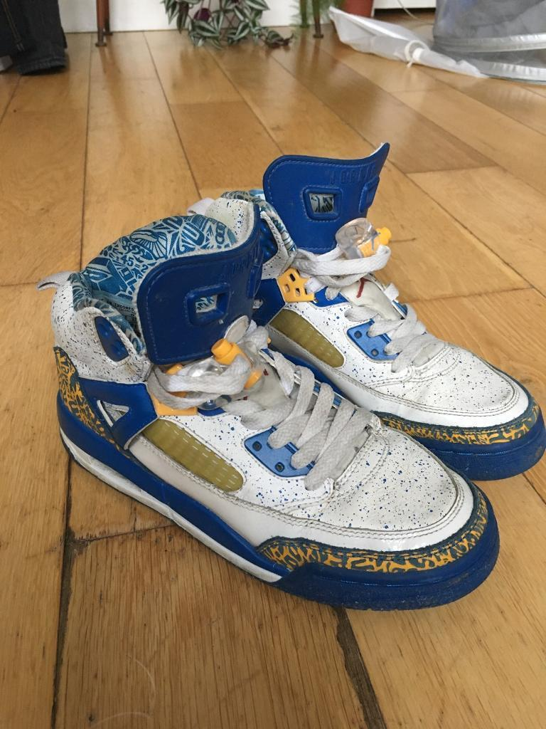 Nike Jordan Spizike do the right thing uk5.5  08bc5dffbb